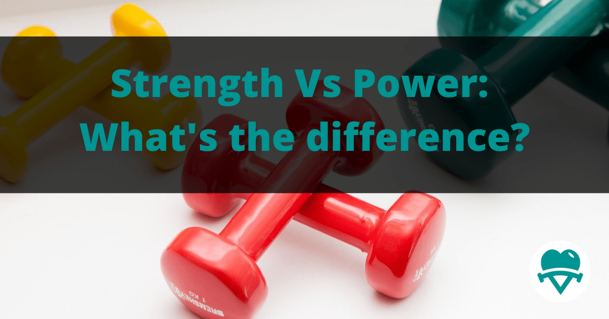 Muscular Strength Vs Power For Older Adults: What's the Difference?
