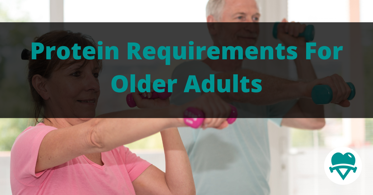 You are currently viewing Protein Requirements For Older Adults